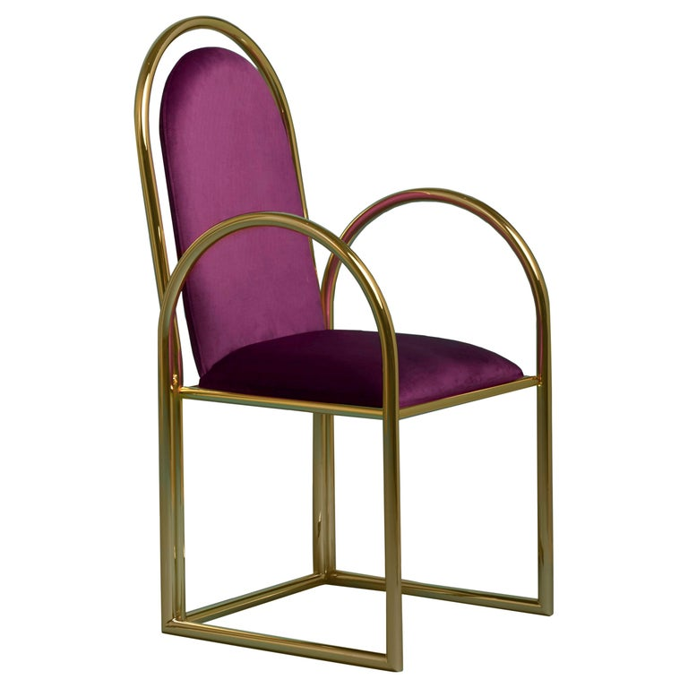 Arco Chair by Houtique For Sale