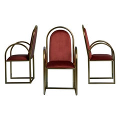 Set of 3 Arco Chair by Houtique