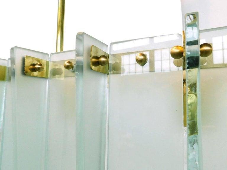 Arco Chandelier by Fabio Ltd For Sale 1