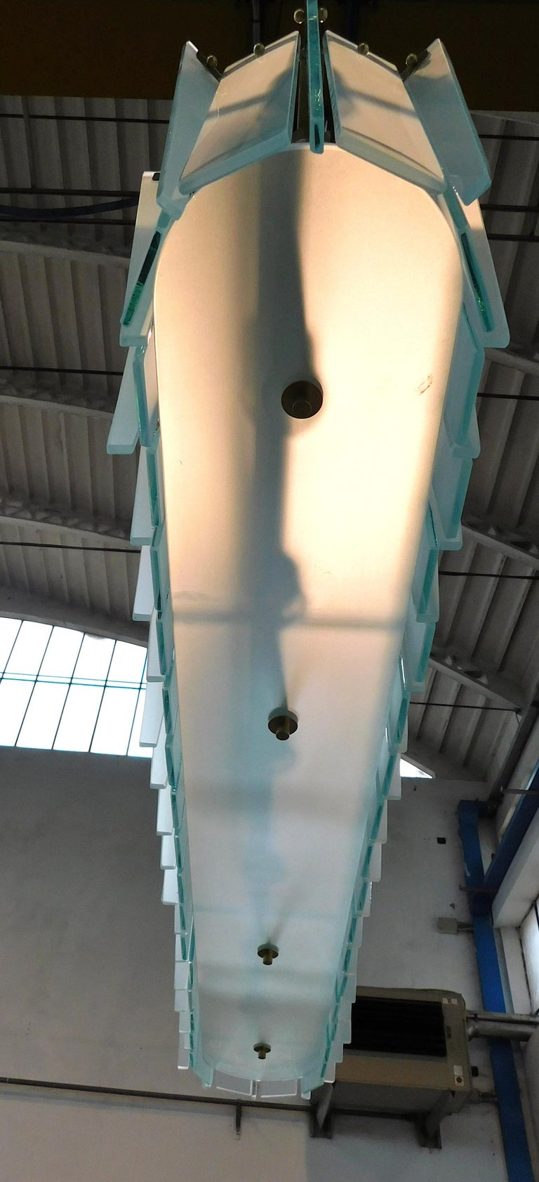 Arco Chandelier by Fabio Ltd For Sale 2