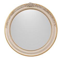 Arco di Rose Round Mirror