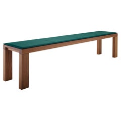 Arco Essenza Wood Bench Designed by Willem van Ast
