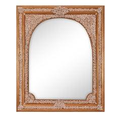 Arco Fiorito Arched Mirror
