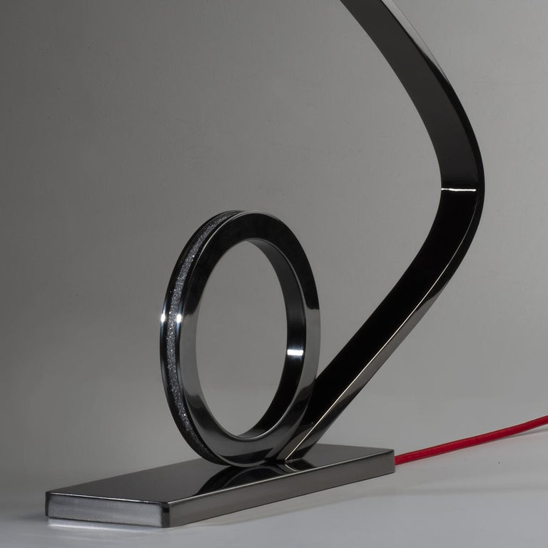 Italian Arco Table Lamp by Luciano & Matteo Pasut For Sale
