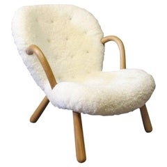 Arctander Shearling Armchair by Paustian, 2018