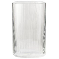 Arctic Large Blown Glass Vase by Gunnar Cyrén for Warm Nordic