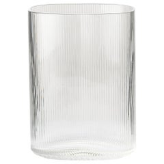 Arctic Small Blown Glass Vase by Gunnar Cyrén for Warm Nordic