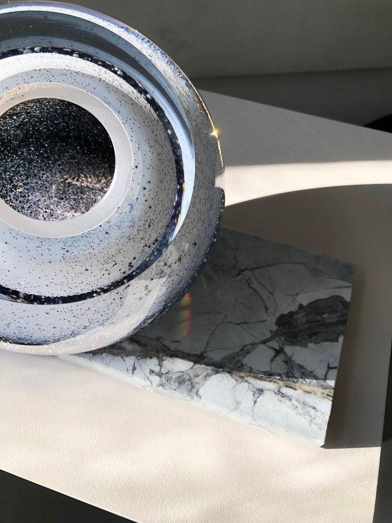 European 'Arctica' Large Sculptural Vase by Experimental, 2020 For Sale