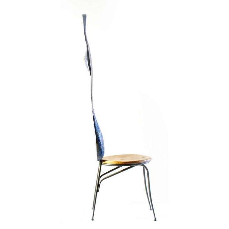 Italian Arda Chair For Sale