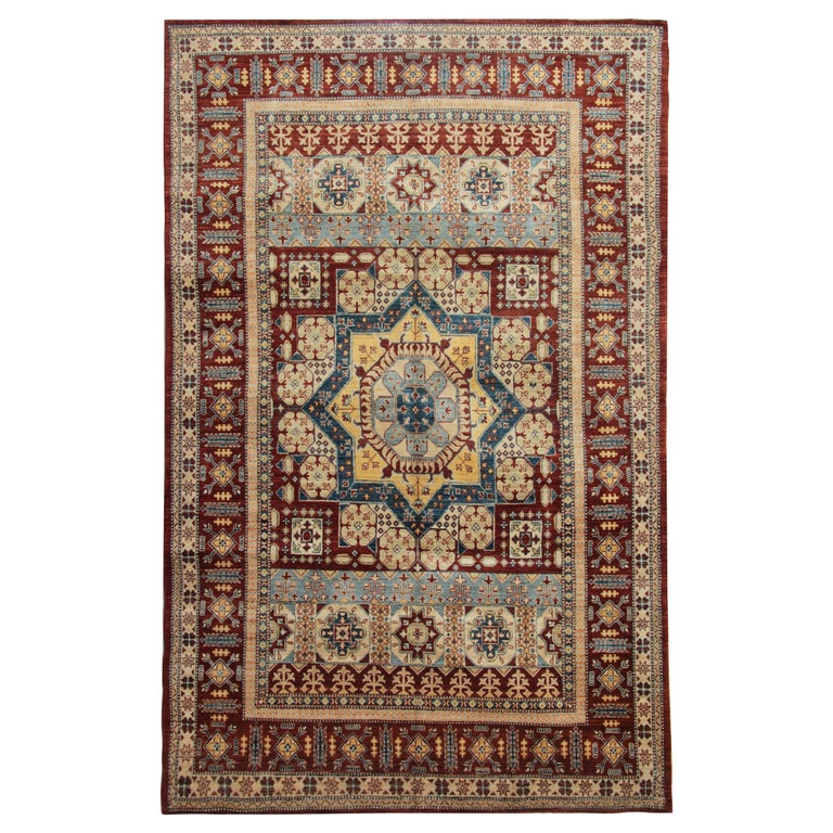 Living Room Persian Rug: Area Colorful Persian Style Rugs, Living Room Rugs With