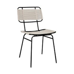 Arena steel and textile fabric Chair