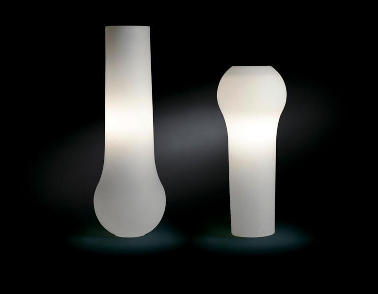 Modern Arena Lamp, Ldpe, LED RGB Kit, Indoor or Outdoor, Italy For Sale