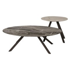 Ares Set of 2 Coffee Tables