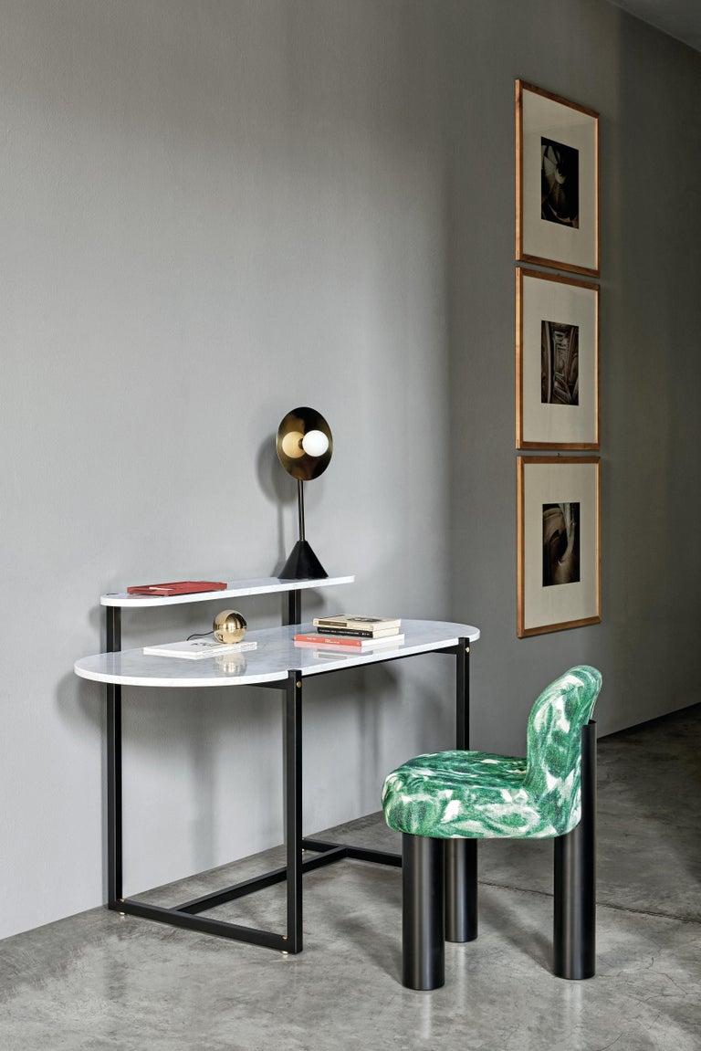 Italian Arflex Botolo Chair in Heidi Fabric by Cini Boeri For Sale