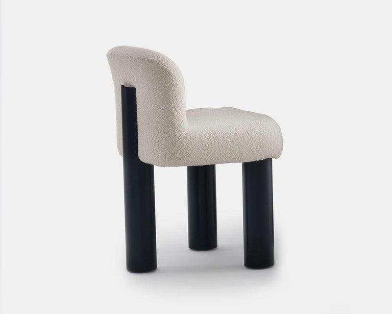 Arflex Botolo Chair in Heidi Fabric by Cini Boeri In New Condition For Sale In New York, NY