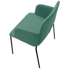 Arflex Brianza Chair with Armrests by Claesson Koivisto Rune
