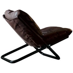 Arflex Cross Chair Low Version by Marcelle Cuneo