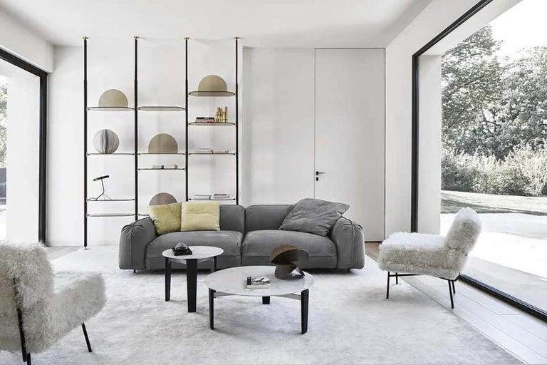 Arflex Elettra Armchair in Fabric Heidi and Candy by B.B.P.R  For Sale 2