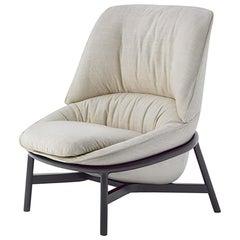 Arflex Ladle Armchair in Fabric Heidi by Luca Nichetto