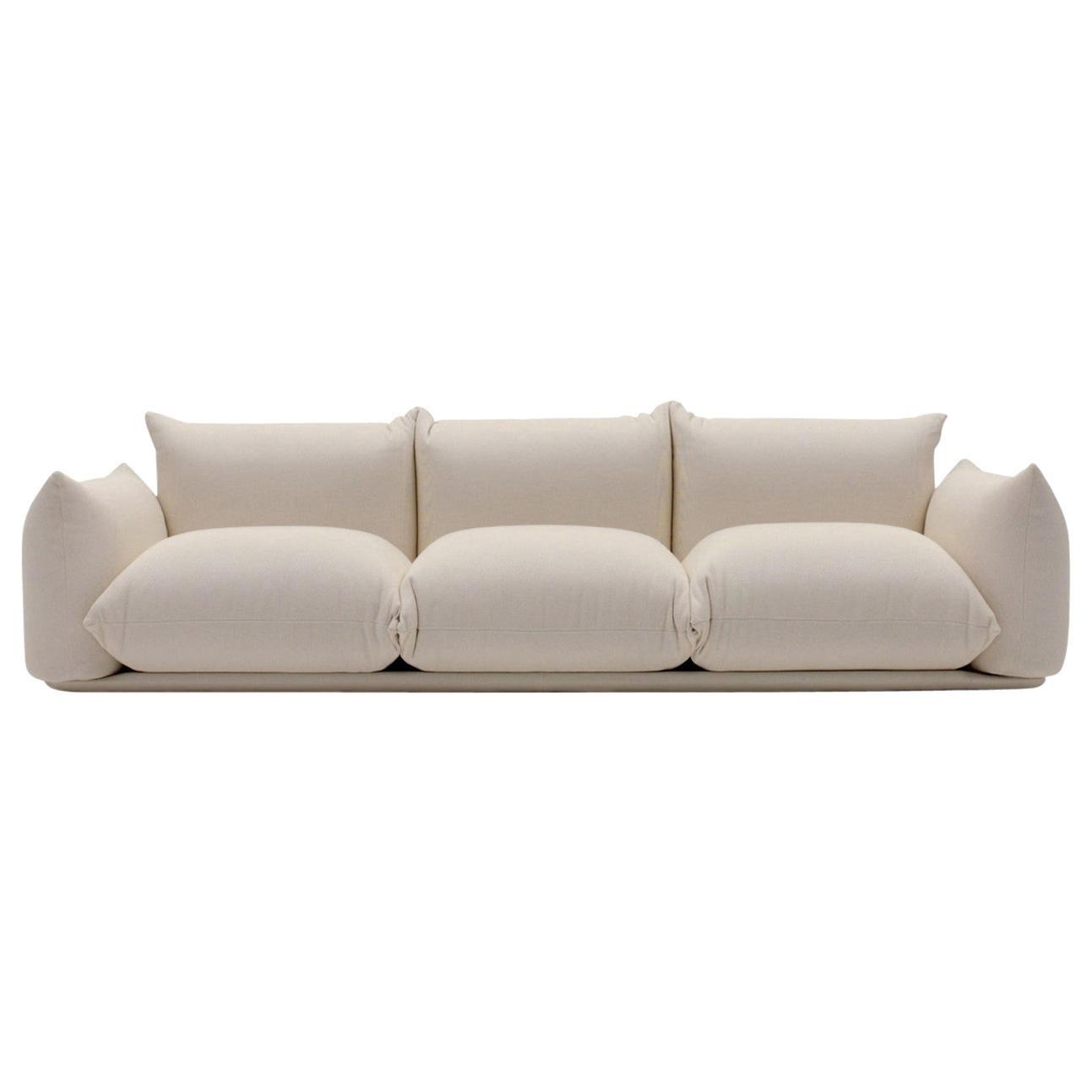 Arflex Marenco Sofa in Fabric Heidi and Candy by Mario Marenco