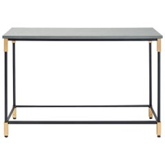 Arflex Match Console in Burnished Finish by Bernhardt & Vella