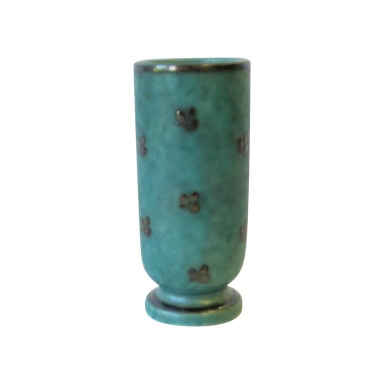 Argenta Swedish Pottery Vase