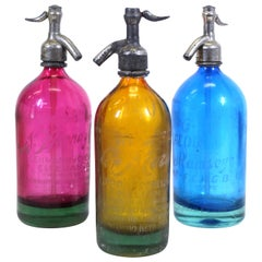 Art Deco Bottles