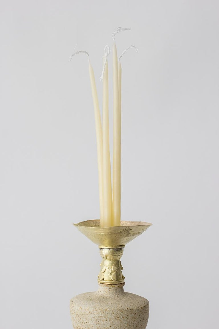 Hand-Crafted Árgia Candleholder by Raquel Vidal and Pedro Paz For Sale