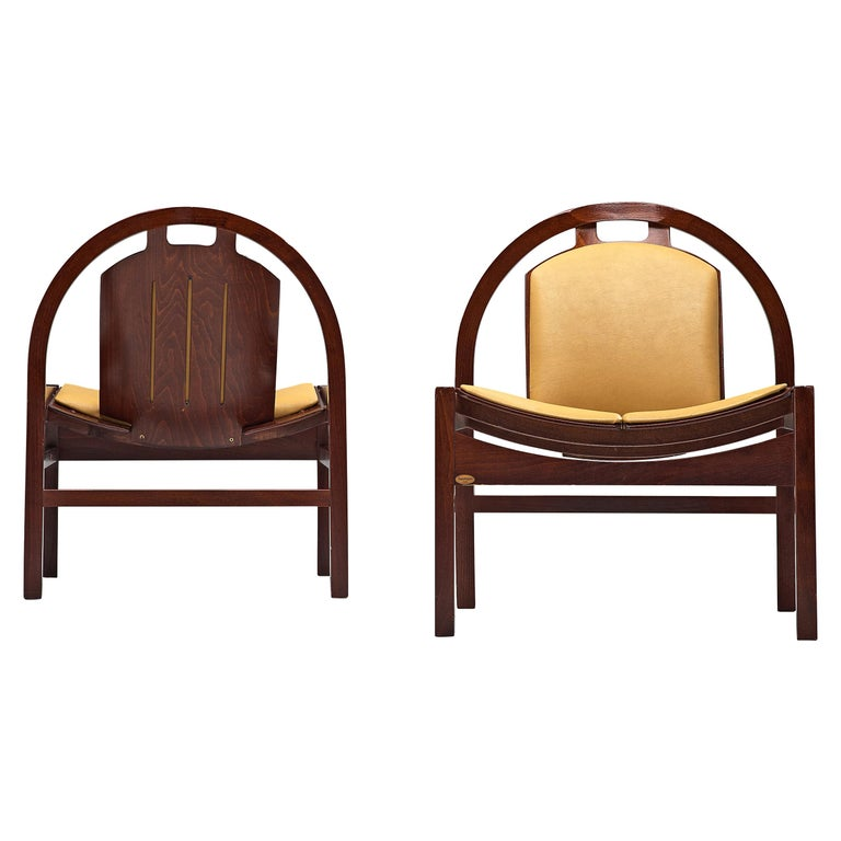 'Argos' Lounge Chairs by Baumann For Sale