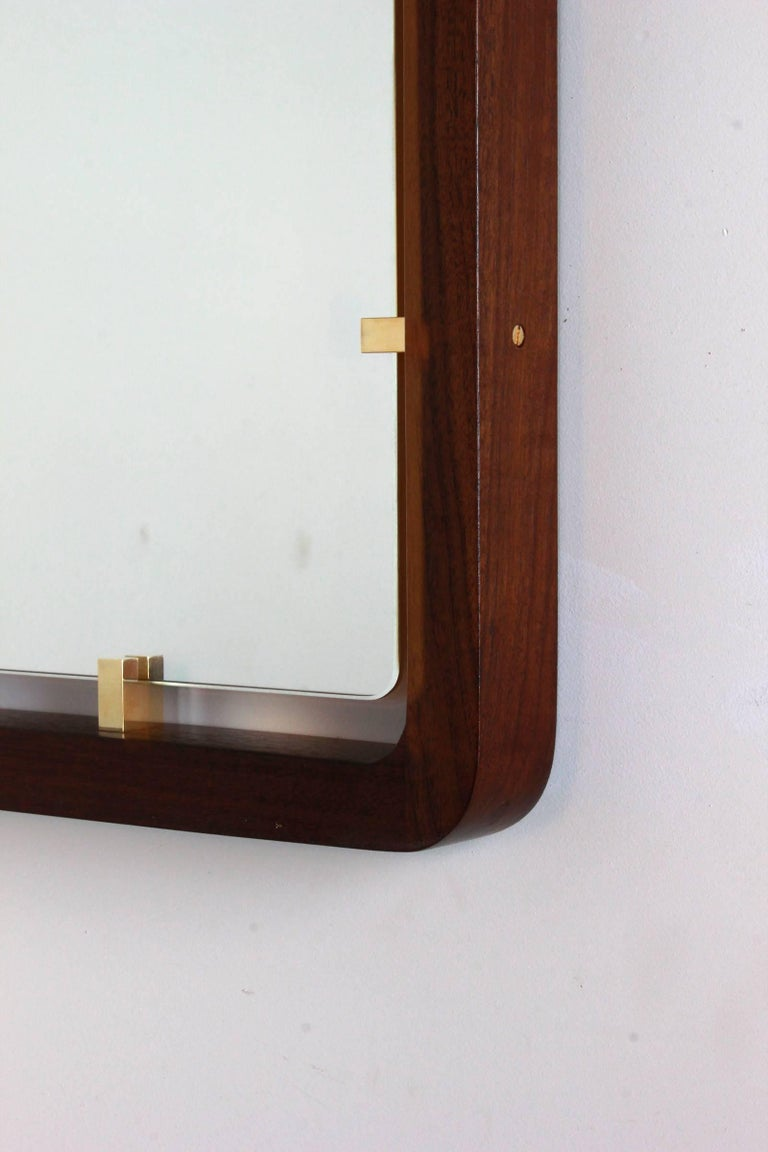 Contemporary Argyle Mirror by Orange Furniture For Sale