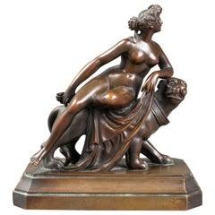 Ariadne on the Panther Grand Tour Bronze after Von Dannecker