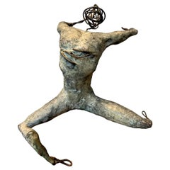 Ariel Bronze Sculpture