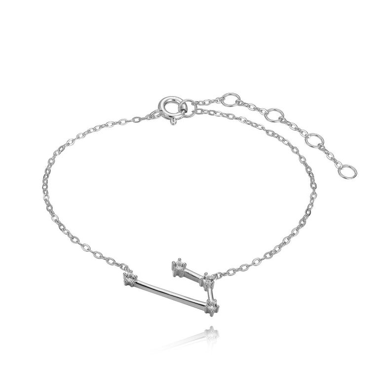 Modern Aries Constellation Bracelet For Sale