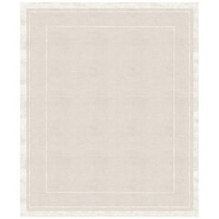 Arioso Hand Knotted Wool and Silk 2.5 x 3.0m Rug