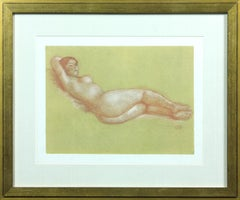 Untitled Aristide Maillol lithograph.