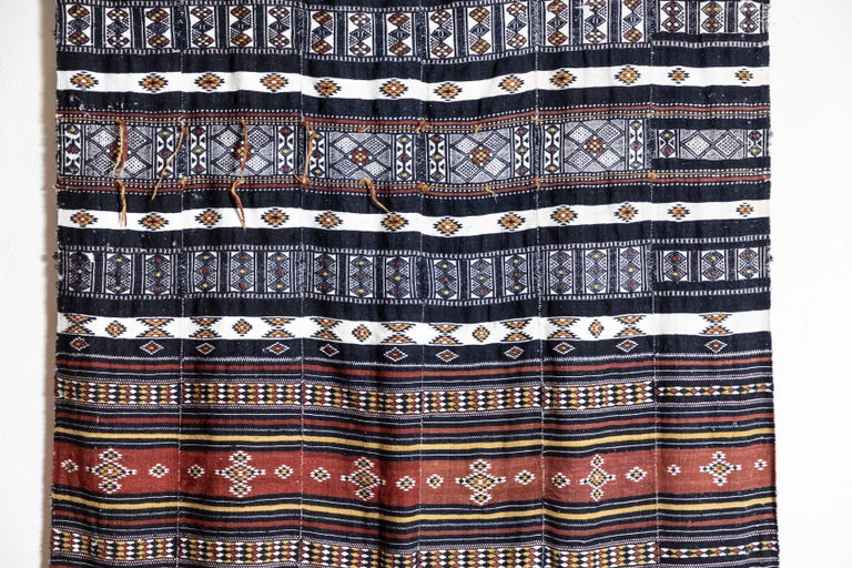 Malian Arkilla Kerka Fulani Wedding Blanket For Sale