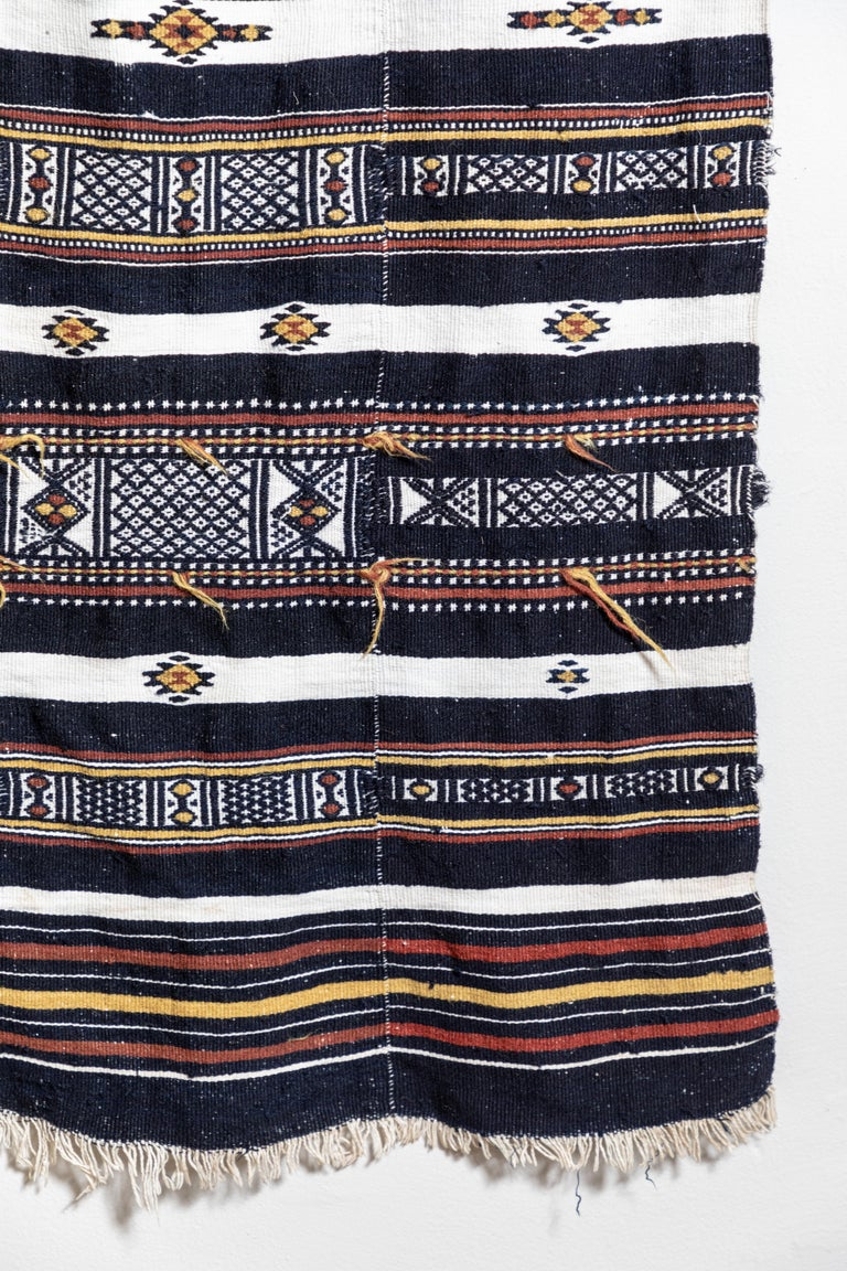 20th Century Arkilla Kerka Fulani Wedding Blanket For Sale
