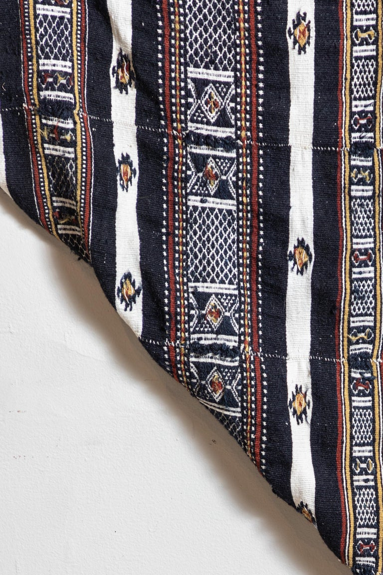 Wool Arkilla Kerka Fulani Wedding Blanket For Sale