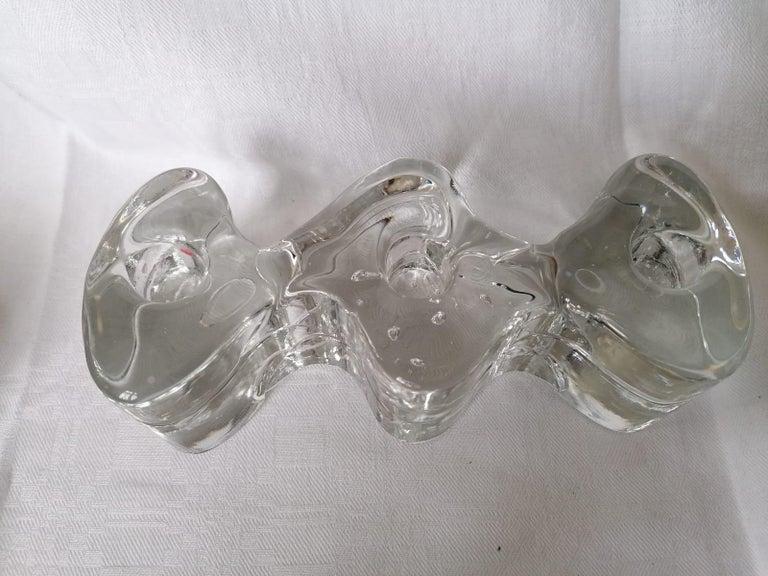 Mid-Century Modern Arkipelago Candlesticks by Timo Sarpaneva for Iittala For Sale