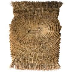 Arko Wall Art3  Tribal Style, Contemporary Art Craft Rice Straw