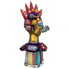 Arlequino Sculpture by Alfredo Sosabravo Limited Edition