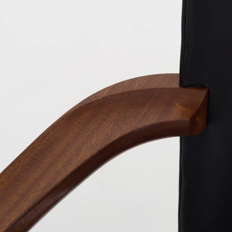 Scandinavian Modern Set of 6 armchairs by Kaare Klint For Sale