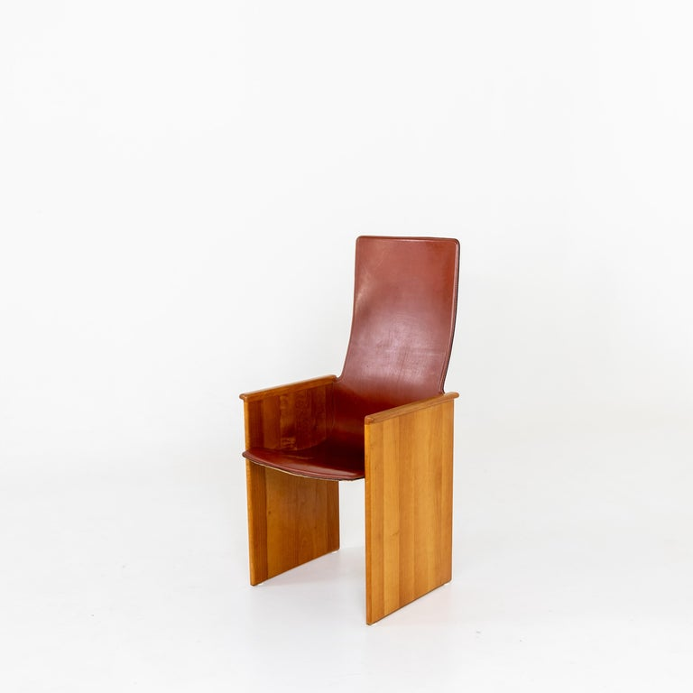 Arm Chairs by Afra and Tobia Scarpa, 1960s 3