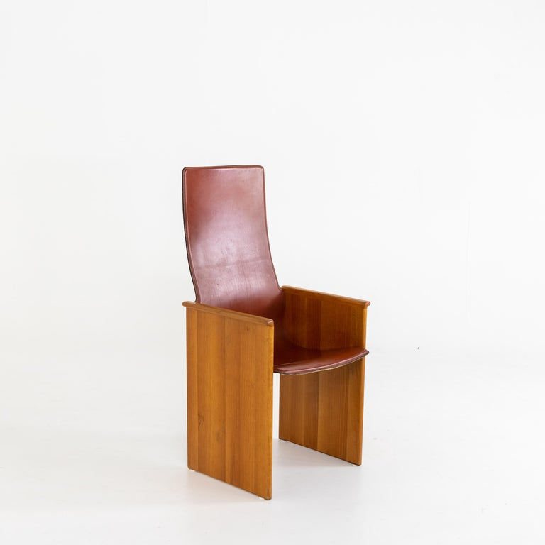 Arm Chairs by Afra and Tobia Scarpa, 1960s 2