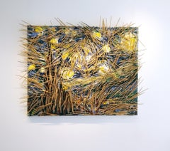 Arman The Night of the Mikados Hommage to Van Gogh: Starry Night