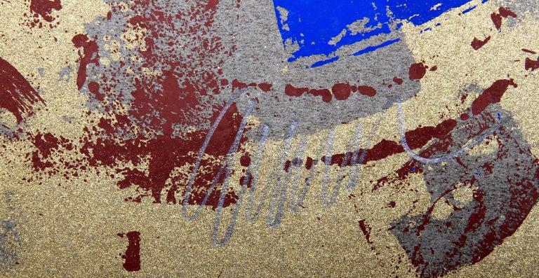 Cavalcade, Silkscreen by Arman For Sale 1