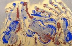 Cavalcade, Silkscreen by Arman