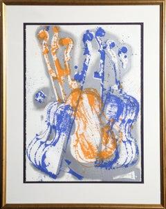 Like in a Dream, Pop Art Serigraph by Arman