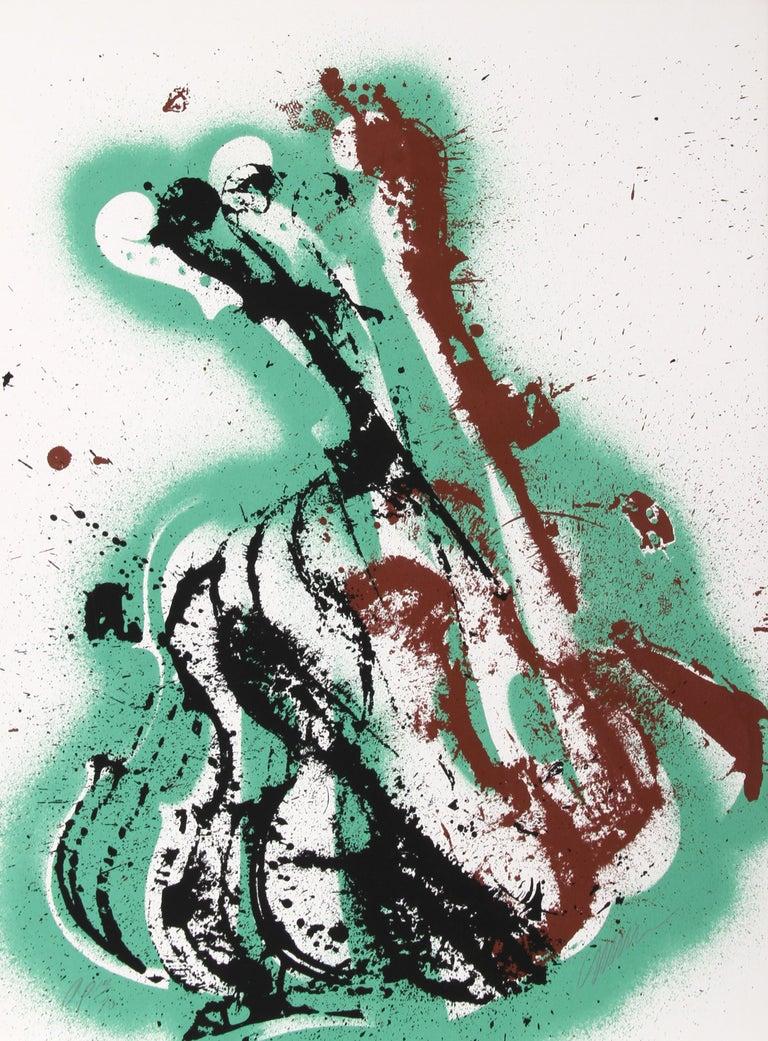 Arman Still-Life Print - Symphony Pastorale