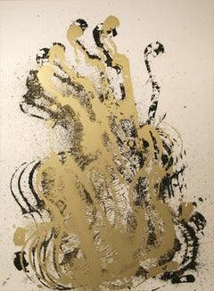 Viola d'Amour, Pop Art Serigraph by Arman